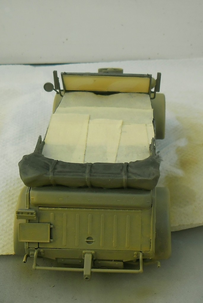 "Kübelwagen Type 82 ""DAK"" Hasegawa 1/24 (terminée) - Page 6 Premie15"