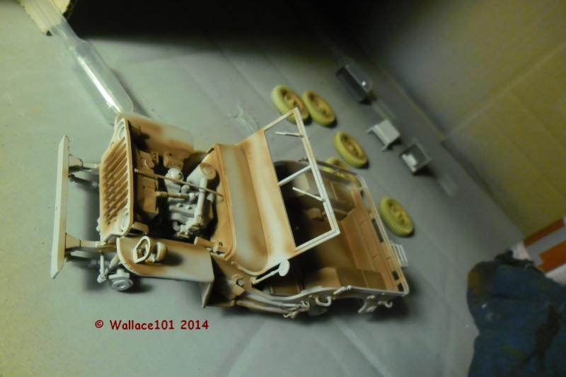 Jeep Willys Italeri 1/24 (ref: 6351) (débuts peintures) - Page 4 Preomb11