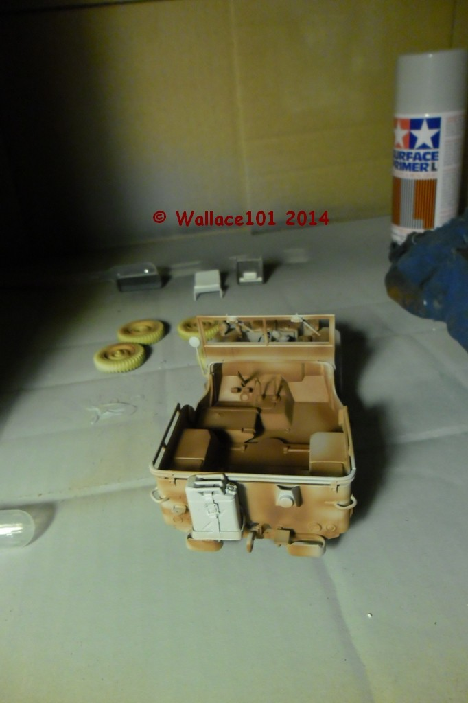 Jeep Willys Italeri 1/24 (ref: 6351) (débuts peintures) - Page 4 Preomb14