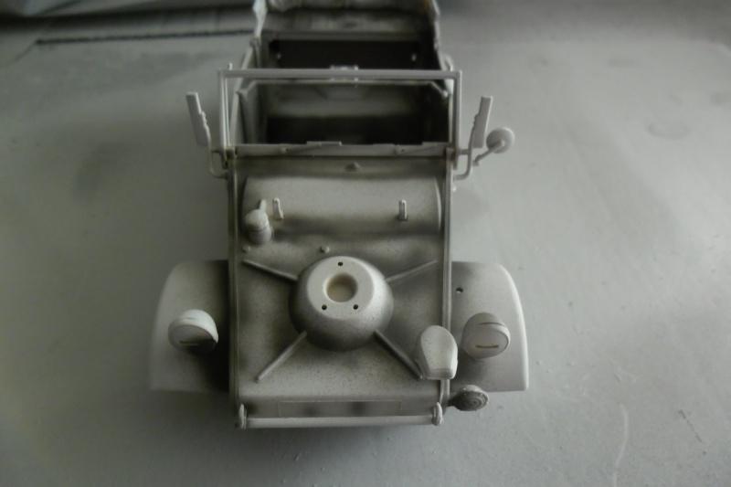 """Kübelwagen Type 82 """"DAK"""" Hasegawa 1/24 (terminée) - Page 3 Pryomb12"""