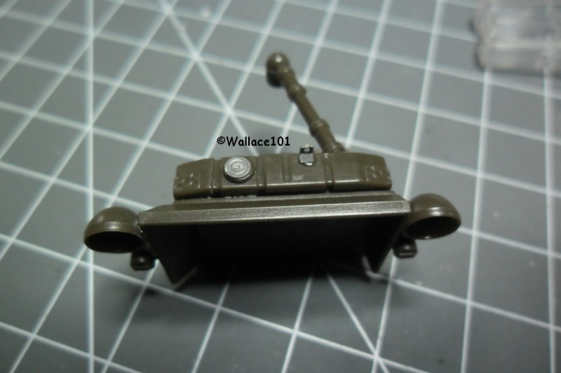 Jeep Willys MB hasegawa + Eduard 1/24 (Configuration finale) - Page 3 Radiat10