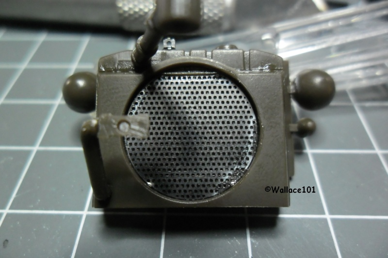 Jeep Willys MB hasegawa + Eduard 1/24 (Configuration finale) - Page 3 Radiat12
