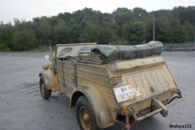 Kübelwagen 999 Leichte Afrika Division Grèce 1943 (Hasegawa 1/24) In Situ Sam_2915