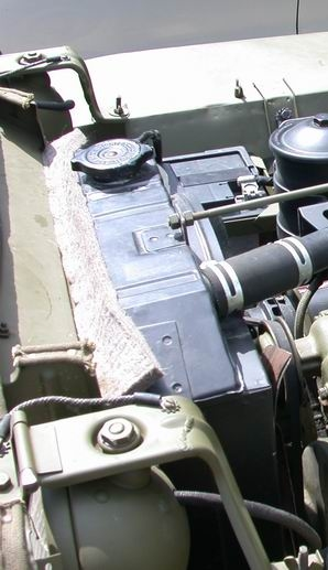 "Jeep Willys ""Short Stop"" Italeri 1/24 (finie) Sans_t11"