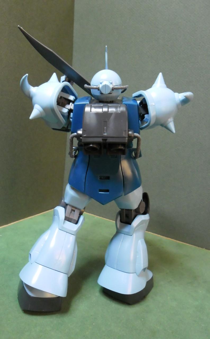 Mécha Gundam 1/100 Bandaï, décals FFSMC (pose des décals) - Page 2 Termin32