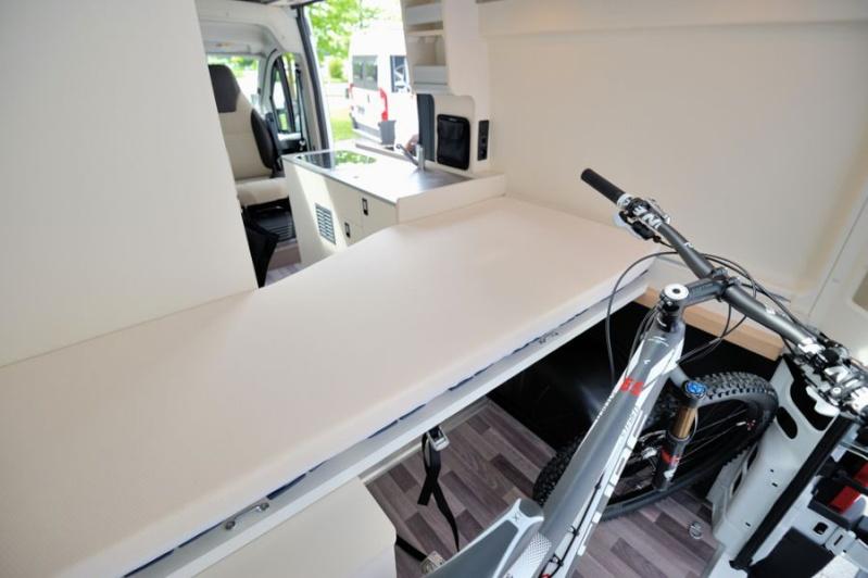 Westfalia présente un nouveau fourgon Amundsen de 5,41 m sur Fiat Ducato Westfa10
