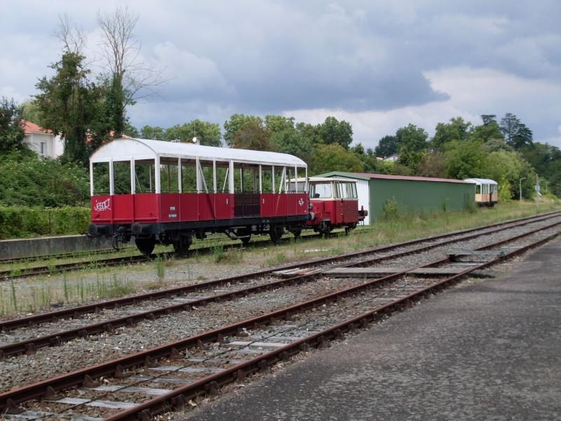 Train Touristique Nérac - Mézin  Sdc10511