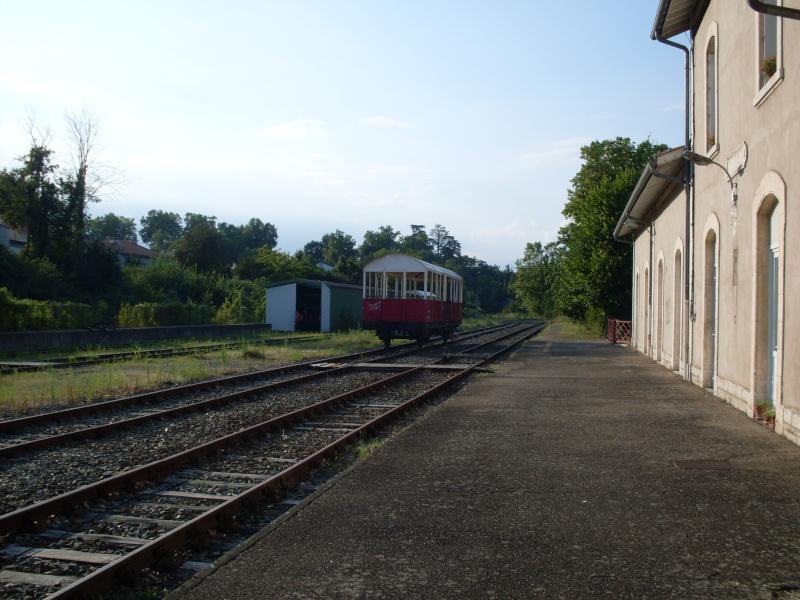 Train Touristique Nérac - Mézin  Sdc10512