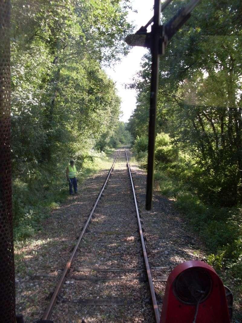 Train Touristique Nérac - Mézin  Sdc10513