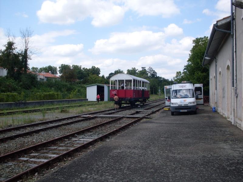 Train Touristique Nérac - Mézin  Sdc10514