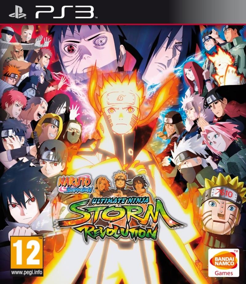 Naruto Shippuden : Ultimate Ninja Storm Révolution  Naruto10