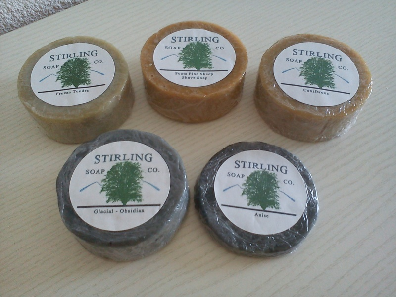 Stirling Shaving Soap Dsc00218