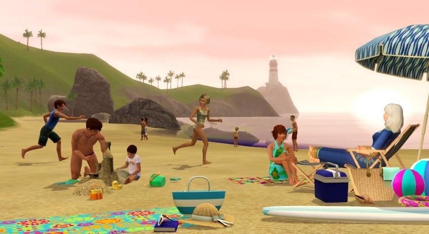 [Clos] Albums de Familles - Une journée à la plage en famille 67760311