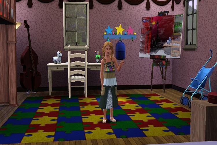 [Clos] L'Agence - Princesse du Parc pour Enfants Rose Amelia13