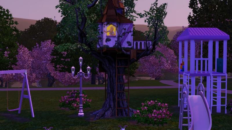 [Clos] L'Agence - Princesse du Parc pour Enfants Rose Amelia16