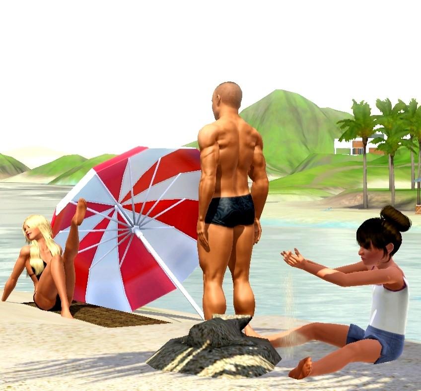 [Clos] Albums de Familles - Une journée à la plage en famille Boutti10