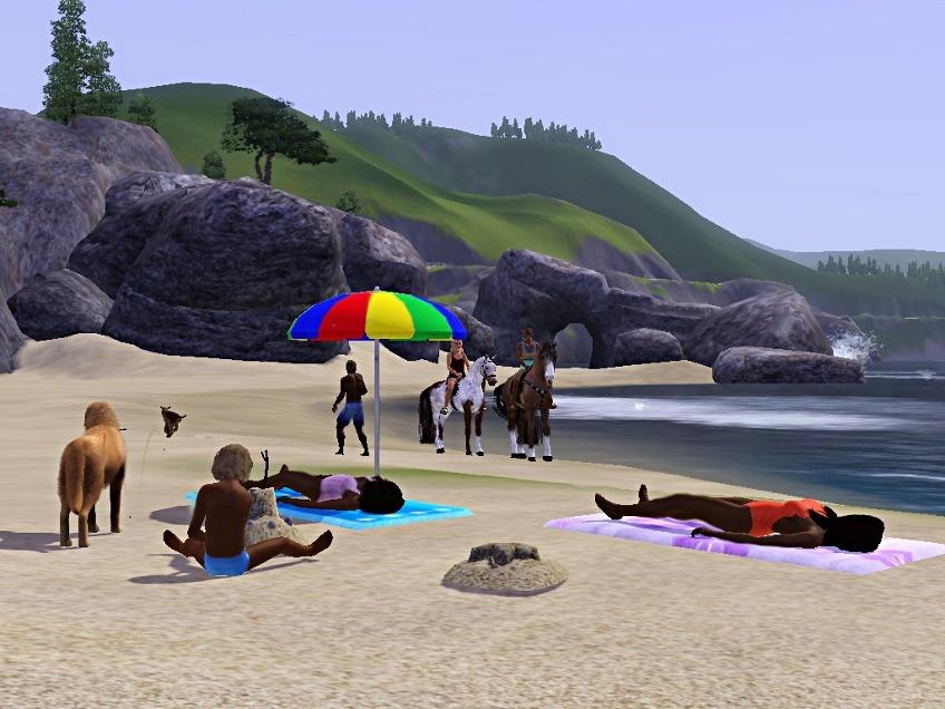 [Clos] Albums de Familles - Une journée à la plage en famille Bretag10