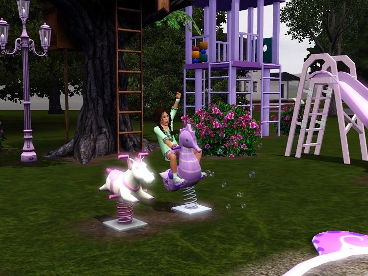 [Clos] L'Agence - Princesse du Parc pour Enfants Rose Sonia110