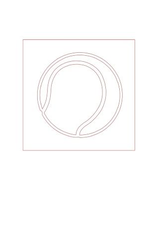 Découper une forme dans un cadre Balle_12
