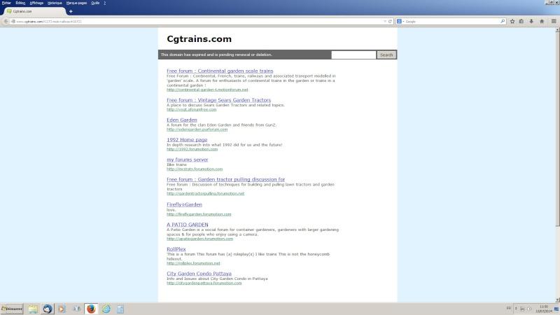 Problem on reply links Ecran10