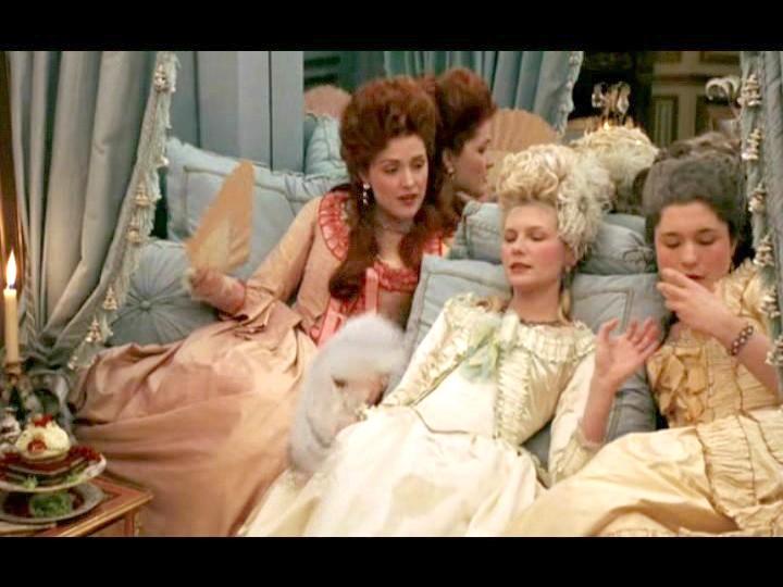 Marie Antoinette avec Kirsten Dunst (Sofia Coppola) 005mra15