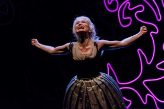 """Marie Antoinette"" de David Adjimi au Stages Repertory Theatre (Houston, Texas) 1366x113"