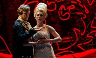 """Marie Antoinette"" de David Adjimi au Stages Repertory Theatre (Houston, Texas) 1366x114"