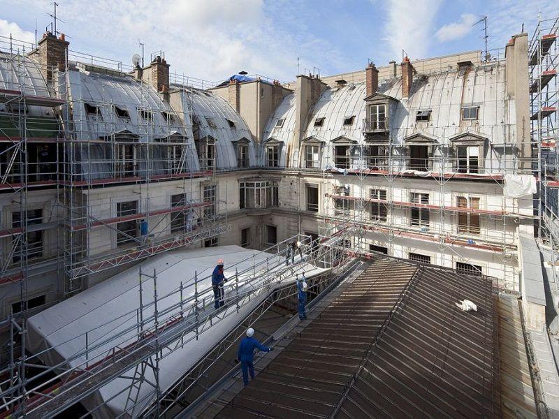 L'hôtel de Mercy Argenteau à Paris, boulevard Montmartre 20121011