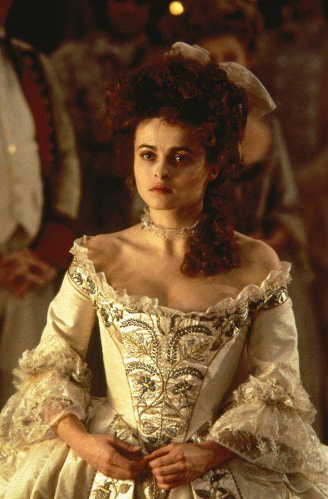 Quand Helena Bonham Carter se prend pour Marie Antoinette 20324810
