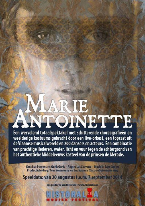 """Spectacle """"Marie Antoinette"""" au château de Mérode - Page 2 2843910"""