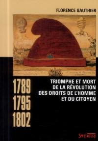 La Révolution française de 1789, une révolution confisquée (livre de Florence Gauthier) 499f6210
