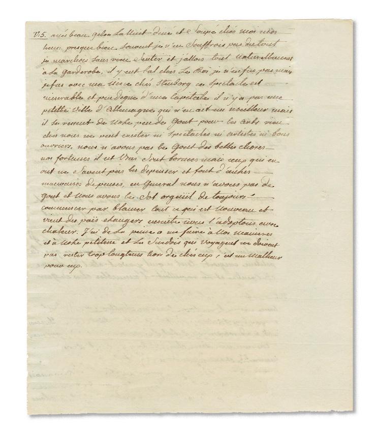 Ecrits du comte Hans Axel von Fersen 52d4b210