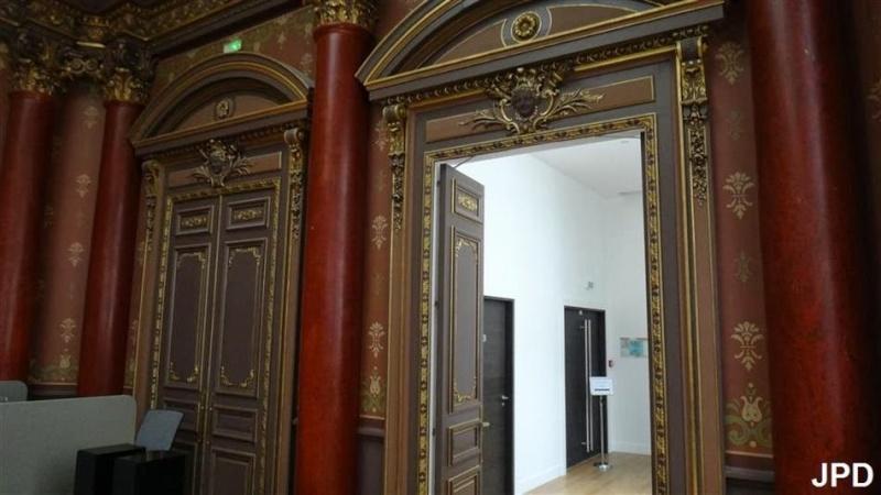 L'hôtel de Mercy Argenteau à Paris, boulevard Montmartre 53cust10