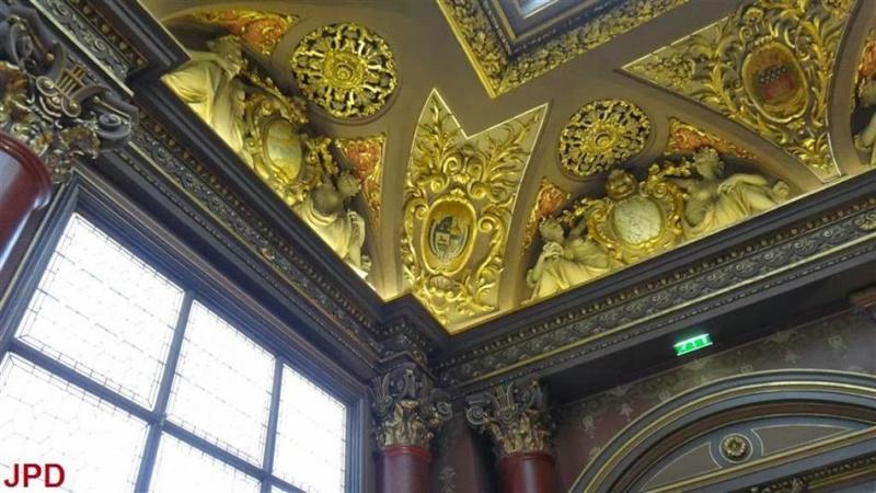 L'hôtel de Mercy Argenteau à Paris, boulevard Montmartre 54cust10