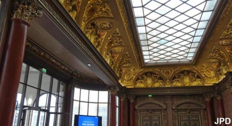 L'hôtel de Mercy Argenteau à Paris, boulevard Montmartre 56cust10
