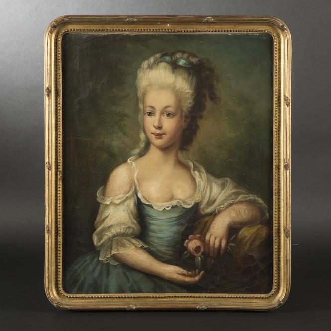 A vendre: portraits de Marie-Antoinette 665x6610