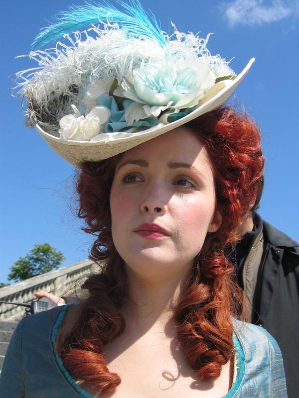 Films sur Marie-Antoinette : anachronismes et photos de tournage - Page 2 81516410