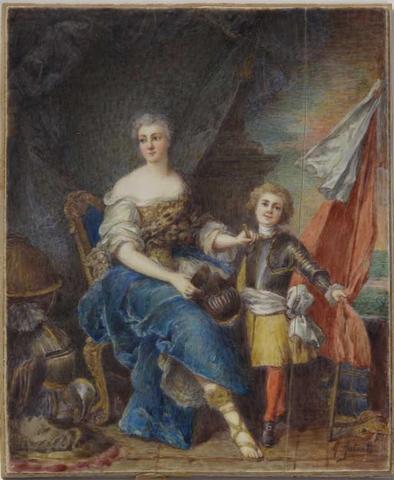 A vendre: portraits de Marie-Antoinette 98d27c10
