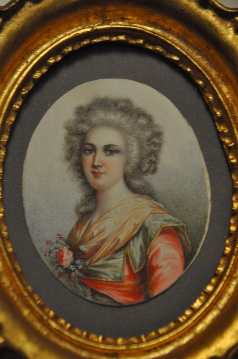 A vendre: miniatures de Marie Antoinette et de ses proches - Page 4 _5725
