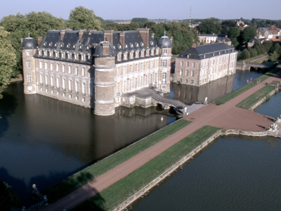 Le château de Beloeil, demeure du prince de Ligne A1_cha10