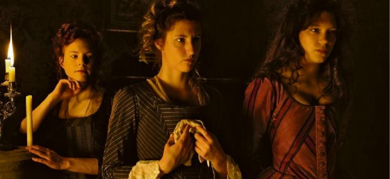 Les Adieux à la Reine, avec Diane Kruger (Benoît Jacquot) Actors10