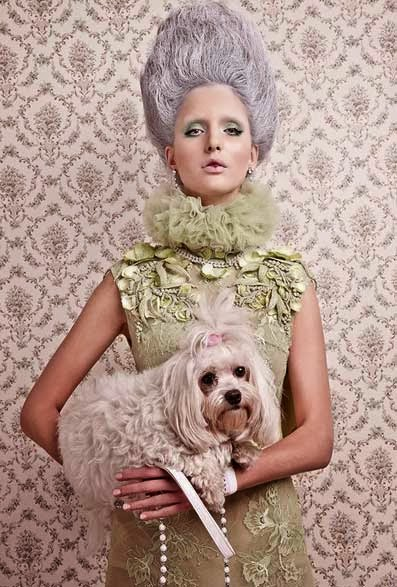 Marie Antoinette par Furne One Ama110