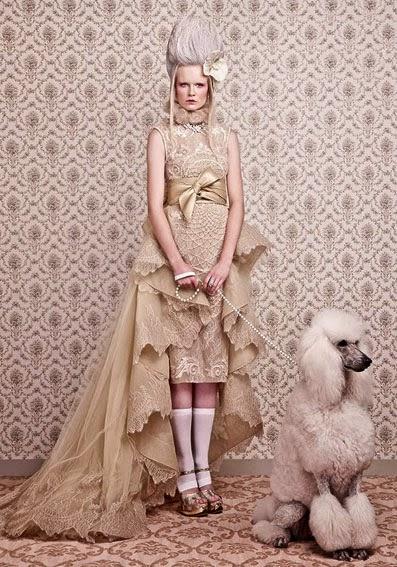 Marie Antoinette par Furne One Ama610