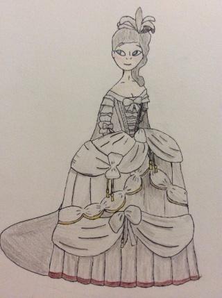 Portrait de la Reine 1778 - Page 3 An_aus10