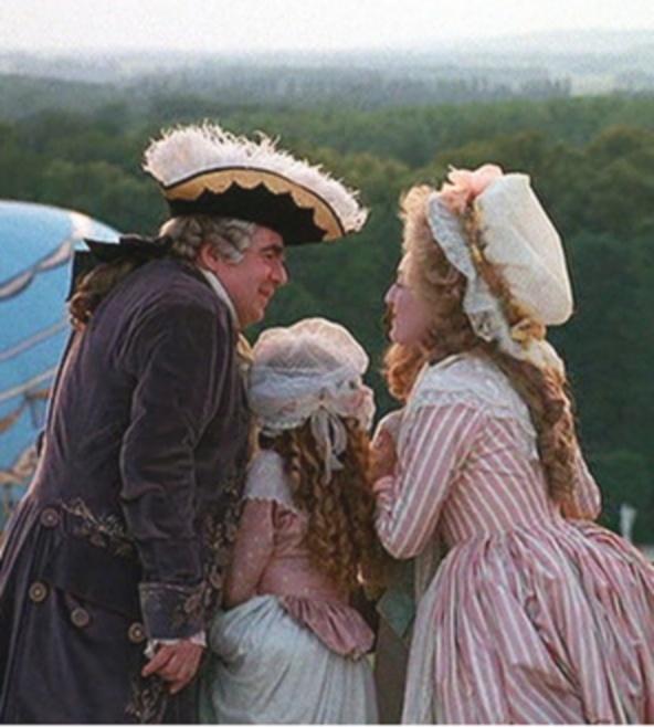 Jefferson in Paris, avec Charlotte de Turckheim (Ivory) Bal10