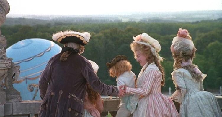 Jefferson in Paris, avec Charlotte de Turckheim (Ivory) Ballo10
