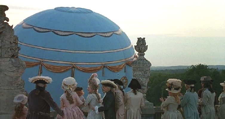Jefferson in Paris, avec Charlotte de Turckheim (Ivory) Ballon10
