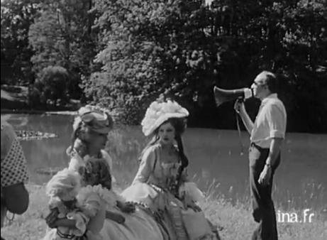 Films sur Marie-Antoinette : anachronismes et photos de tournage - Page 2 Cap10