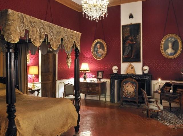 Le château de Sauvan, un petit Trianon de Haute-Provence Chatea20