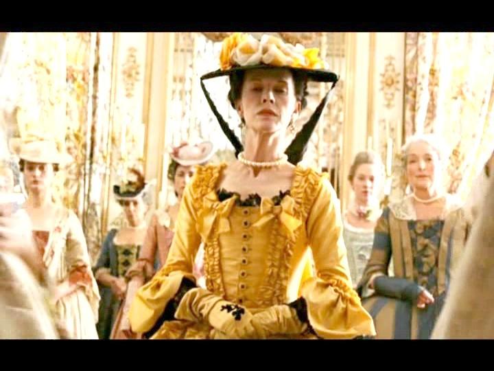Marie Antoinette avec Kirsten Dunst (Sofia Coppola) Condes10